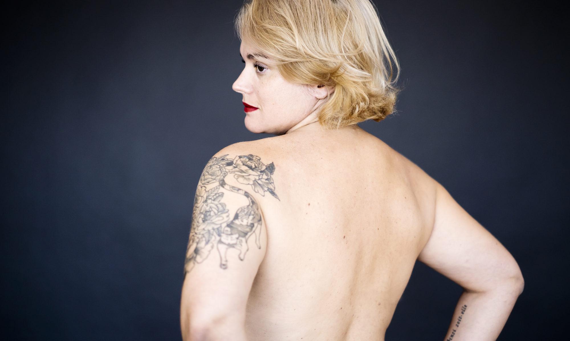 Epaule Tattoo